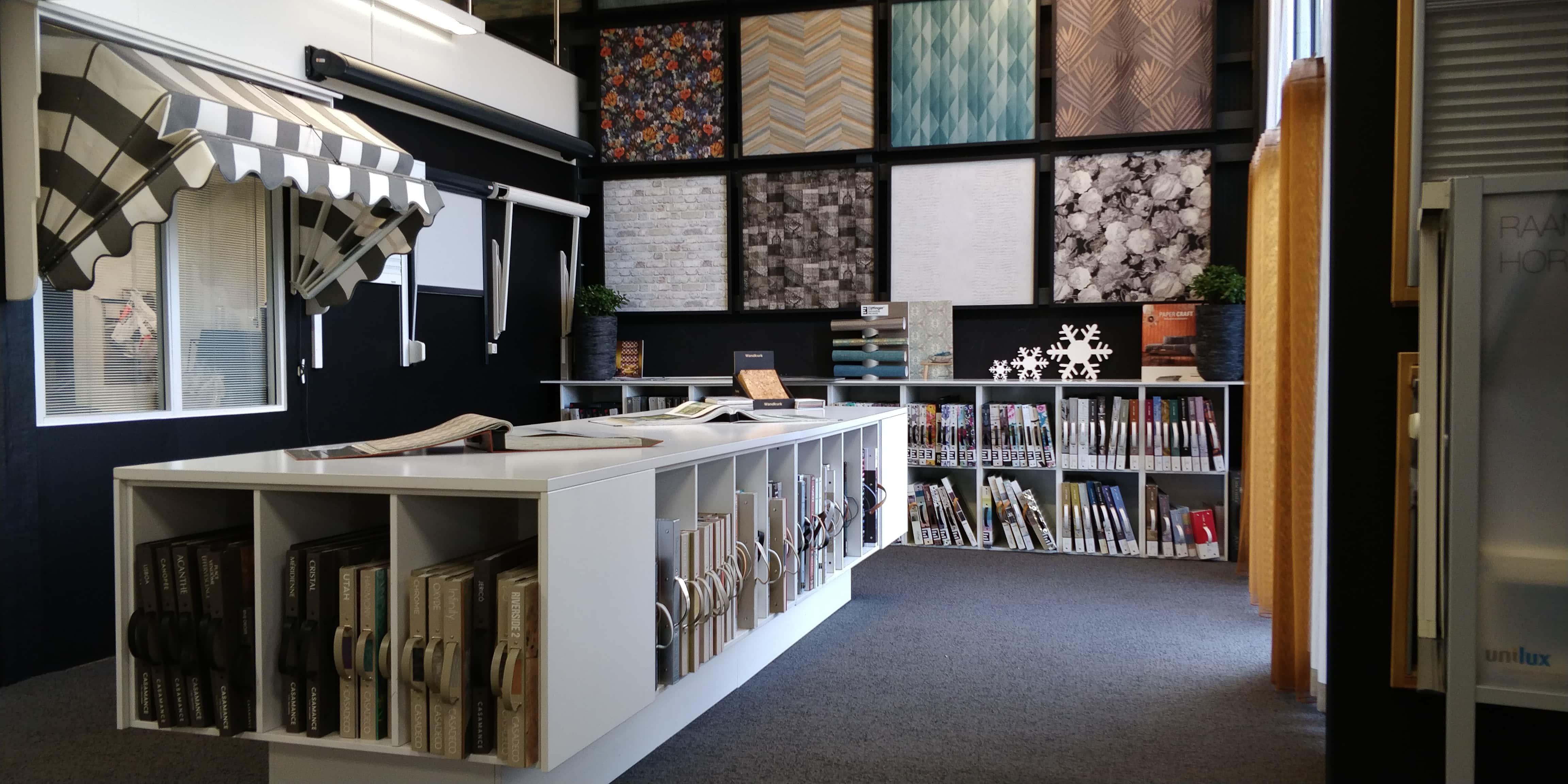 Showroom Behang